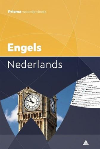 WOORDENBOEK PRISMA POCKET ENGELS-NEDERLANDS 1 Stuk
