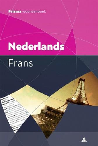 WOORDENBOEK PRISMA POCKET NEDERLANDS-FRANS 1 Stuk