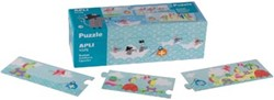 """Apli Kids puzzel """"Optellen"""", doos met 30 puzzelstukken"""
