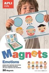 Apli Kids magnetisch spel, emoties