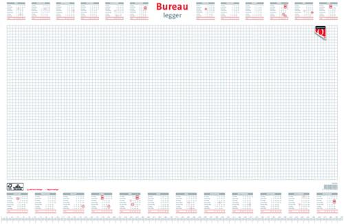 BUREAU-ONDERLEGBLOK 2021 QUANTORE 60X40CM 1 Stuk