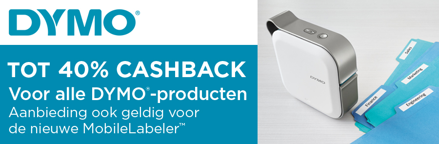 Next - Bonnet - Voorpag - Banner main 4 - DYMO CASHBACK