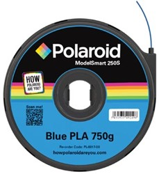 Polaroid 3D cartridge PLA 750G voor Polaroid 250S, blauw