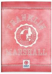 SCHRIFT FRANKLIN & MARSHALL GIRLS A4 RUIT 1 STUK