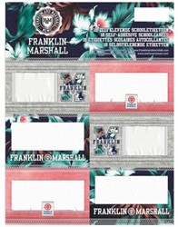 SCHOOLETIKET FRANKLIN & MARSHALL GIRLS 1 STUK