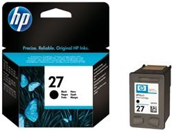INKCARTRIDGE HP 27 C8727AE ZWART 1 STUK