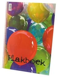 PLAKBOEK PAPYRUS 23X33CM BALLON 20V 1 STUK