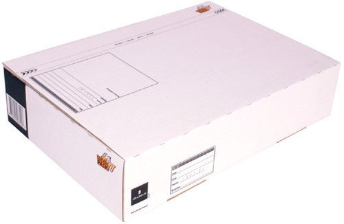 POSTPAKKETBOX 5 CLEVERPACK 430X300X90MM 1 Stuk