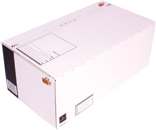 POSTPAKKETBOX 6 CLEVERPACK 208 485X260X185MM 25 Stuk