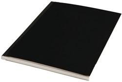 SCHRIFT A4 HARDE KAFT LIJN 160BLZ ASS 1 STUK
