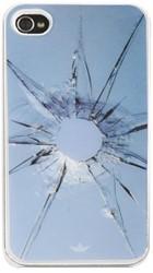 HOES IPHONE 4/4S MOTIEF GLAS 1 STUK