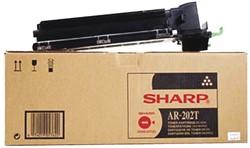 TONERCARTRIDGE SHARP AR-202T 16K ZWART 1 STUK