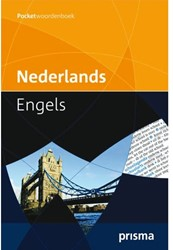 WOORDENBOEK PRISMA POCKET NEDERLANDS-ENGELS 1 STUK