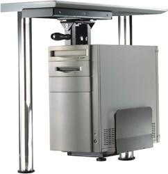 CPU HOUDER NEWSTAR D250 ZILVER 1 STUK