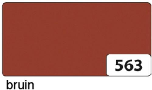 ETALAGEKARTON FOLIA 48X68CM 380GR NR563 BRUIN 1 Stuk