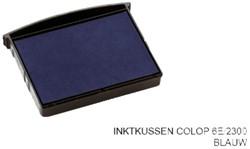 INKTKUSSEN COLOP 6E/2300 BLAUW 1 STUK