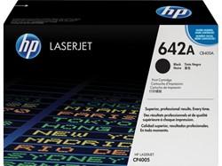 TONERCARTRIDGE HP 642A CB400A 7.5K ZWART 1 STUK