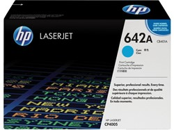 TONERCARTRIDGE HP 642A CB401A 7.5K BLAUW 1 STUK