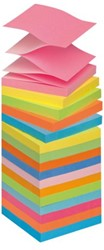 MEMOBLOK 3M POST-IT Z-NOTE R330-16 ULTRA ASS 14+2 STUK
