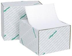 Listingpapier gelijnd, groen, doos van 2000 vel 2000 VEL