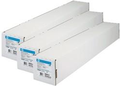 INKJETPAPIER HP C6567B COATED 1067MMX45.7M 90GR 45.7 METER