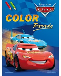 KLEURBOEK DELTAS DISNEY COLOR PARADE CARS 1 STUK