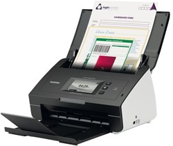 SCANNER BROTHER ADS-2600WE 1 STUK