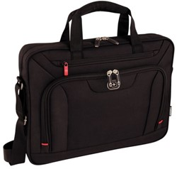 "LAPTOPTAS WENGER INDEX 16"" ZWART 1 STUK"