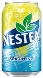 FRISDRANK NESTEA SPARKLING LEMON BLIKJE 0.33L 33 CL