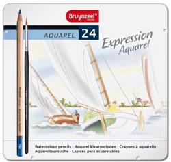 KLEURPOTLOOD BRUYNZEEL AQUAREL EXPRESSION 7735 24 STUK