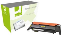 TONERCARTRIDGE Q-CONNECT SAM CLT-Y4072S 1K GEEL 1 STUK