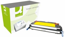 TONERCARTRIDGE Q-CONNECT CAN 711 6K GEEL 1 STUK
