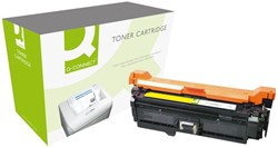 TONERCARTRIDGE Q-CONNECT CAN 723 8.5K GEEL 1 STUK