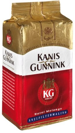 KOFFIE KANIS&GUNNINK SNELFILTER MALING ROOD 1000GR 1000 GRAM-3