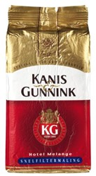 KOFFIE KANIS&GUNNINK SNELFILTER MALING ROOD 1000GR 1000 GRAM