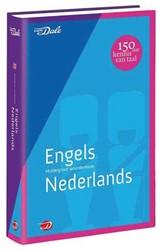 WOORDENBOEK VAN DALE MIDDELGROOT ENGELS-NEDERLANDS 1 STUK