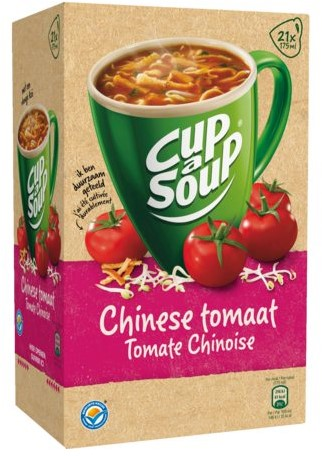 CUP A SOUP CHINESE TOMAAT 21 ZAK-1
