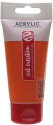 ACRYLVERF TALENS ART CREATION 276 ORANJE 75 ML