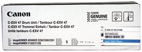 DRUM CANON C-EXV 47 33K BLAUW 1 STUK