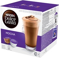 DOLCE GUSTO MOCHA 16 CUPS / 8 DRANKEN 16 CUP-4