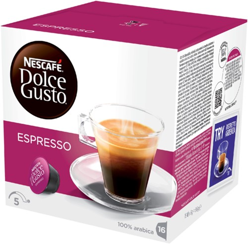 DOLCE GUSTO ESPRESSO 16 CUPS 16 CUP-3