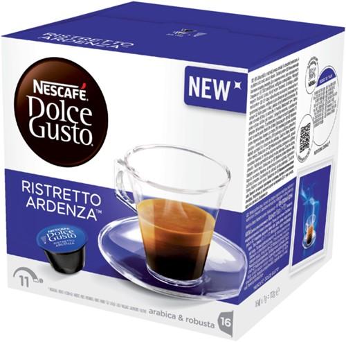 DOLCE GUSTO ESPRESSO RISTRETTO ARDENZA 16 CUPS 16 CUP-4