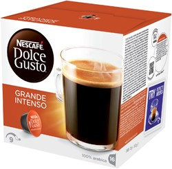 DOLCE GUSTO GRANDE INTENSO 16 CUPS 16 CUP