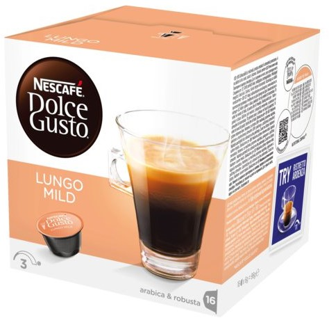 DOLCE GUSTO LUNGO MILD 16 CUPS 16 CUP-4