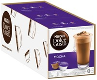 DOLCE GUSTO MOCHA 16 CUPS / 8 DRANKEN 16 CUP-1