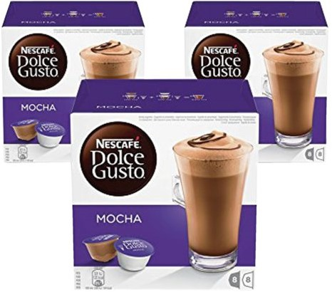 DOLCE GUSTO MOCHA 16 CUPS / 8 DRANKEN 16 CUP-6