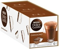 DOLCE GUSTO CHOCOCINO 16 CUPS / 8 DRANKEN 16 CUP-7