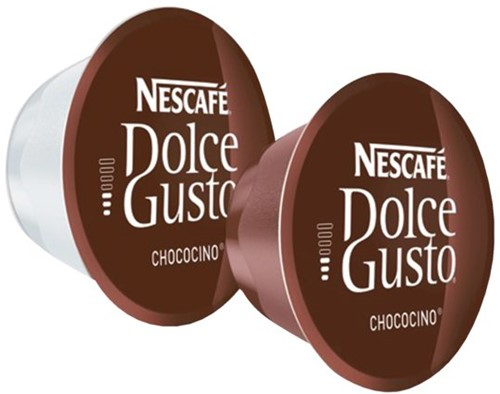 DOLCE GUSTO CHOCOCINO 16 CUPS / 8 DRANKEN 16 CUP-3