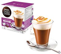 DOLCE GUSTO CHOCO CARAMEL 16 CUPS / 8 DRANKEN 16 CUP-3