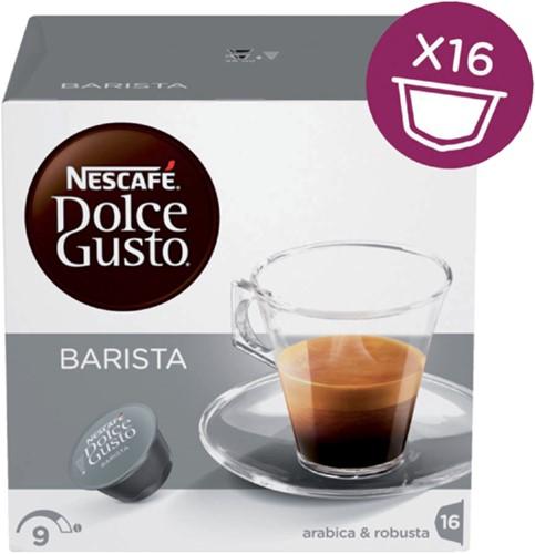 DOLCE GUSTO ESPRESSO BARISTA 16 CUPS 16 CUP-5